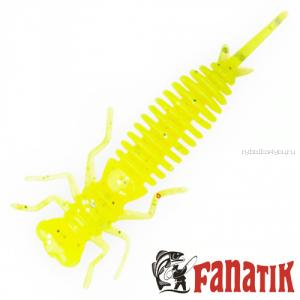 Мягкие приманки Fanatik Larva 4,5'' 115 мм / упаковка 5 шт / цвет: 024
