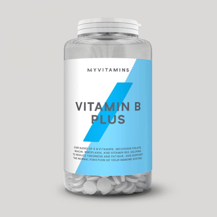MyProtein - Vitamin B plus