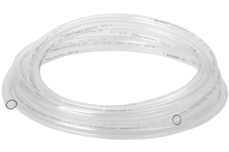 Трубка ПВХ D (6 мм * 1,0 мм) / (8 мм * 1,2 мм) / (10 мм * 1,4 мм) / (12 мм * 1,5 мм), (бухта 100 метров)