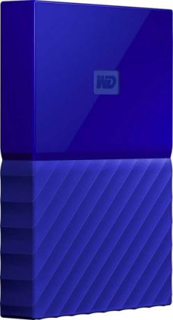 "Внешний HDD WD 4 TB My Passport синий, 2.5"", USB 3.0"