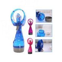 Портативный ручной вентилятор с пульверизатором WATER SPRAY FAN (3)