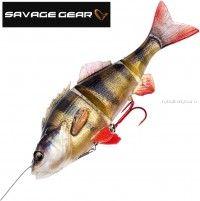 Приманка Savage Gear 4D Line Thru Perch (Окунь) 170мм / 63 гр / цвет: 01-Perch