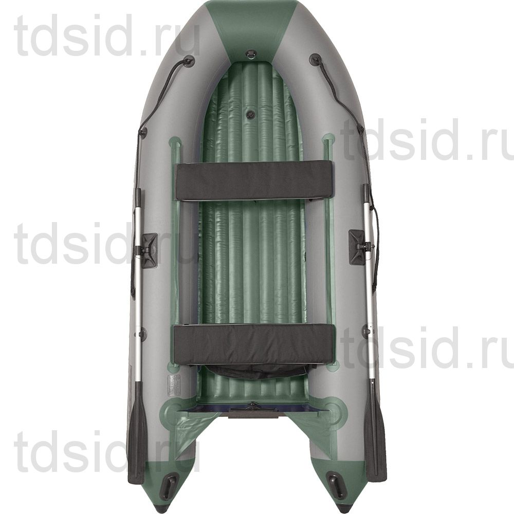 Лодка моторно -гребная ПВХ Пилот М-320 НД НД
