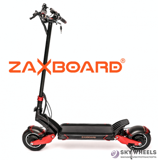 Электросамокат Zaxboard Titan