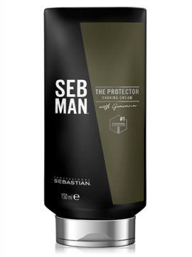 Sebman the protector крем для бритья для всех типов бороды