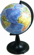 Глобус Земли физический (диаметр 120) (арт. ГЗ-210ф)