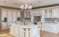 Кухня DIAMANTE Белая