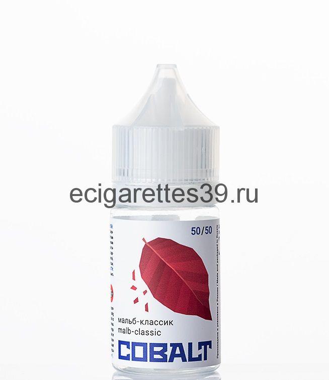 Жидкость Cobalt Мальб - классик, 30 мл.