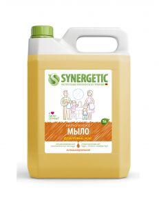 """Мыло жидкое биоразлагаемое для мытья рук и тела """"Фруктовый микс"""" 5 л"""
