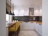 Кухня Бетти Белая