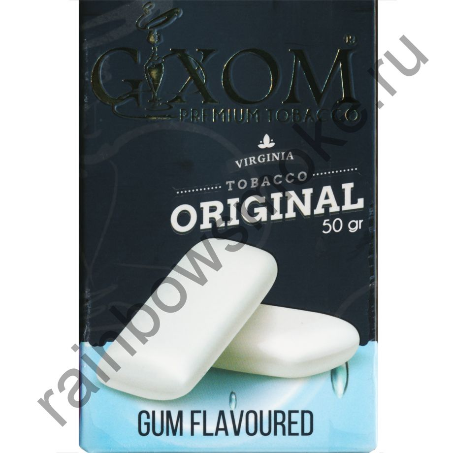 Gixom Original series 50 гр - Gum (Жвачка)