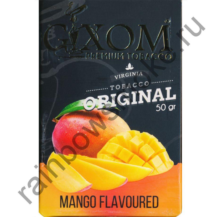 Gixom Original series 50 гр - Mango (Манго)