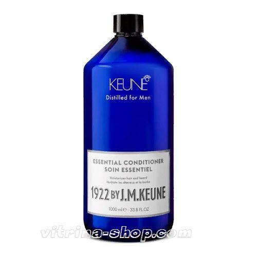 KEUNE Универсальный кондиционер  для волос и бороды / 1922 CARE PRODUCTS, 1000 мл