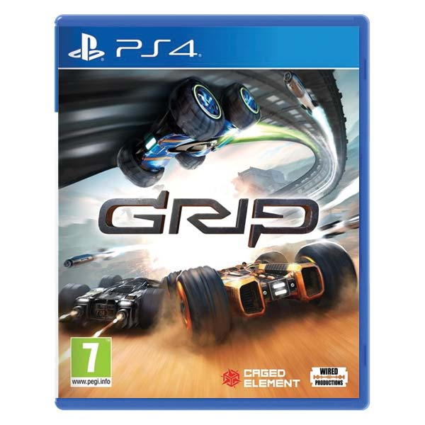 Игра GRIP Combat Racing (PS4)