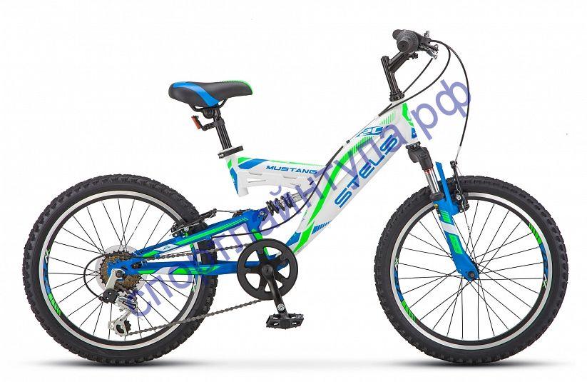 "Подростковый велосипед Mustang V 20"" V010"