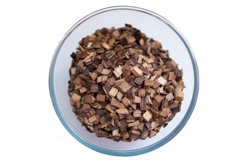 Фруктовая щепа, Яблоня 50 гр / 1 кг / 10 кг