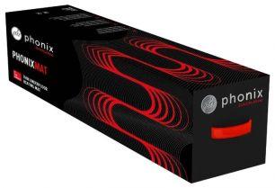 Нагревательный мат PHONIX 6,0м2 , 900 Вт.  PHONIXMAT 0,5 x 12,0 м (Германия)