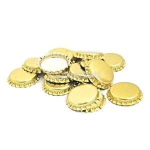 Кроненпробки (Россия, золото), 80 шт