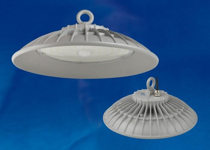 Светильник промышленный Uniel ULY-U33B-150W/DW IP65 SILVER