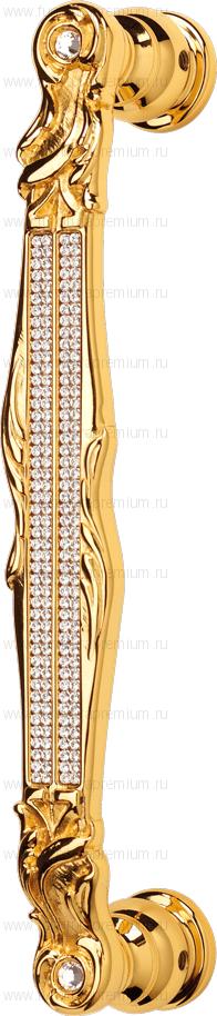 Ручка-скоба Linea Cali Tiffany  Mesh 1307 MN. Длина 265 мм.
