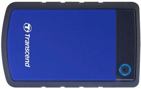 """Внешний HDD Transcend 2 TB H3 фиолетовый, 2.5"""", USB 3.0"""
