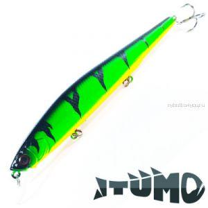Воблер Itumo Ne-On 130F 130 мм / 18,5 гр / Заглубление: 0,8 - 1 м / цвет: 39