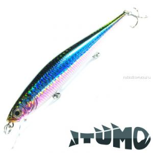 Воблер Itumo Ne-On 130SP 130 мм / 20,1 гр / Заглубление: 0,8 - 1 м / цвет: 240