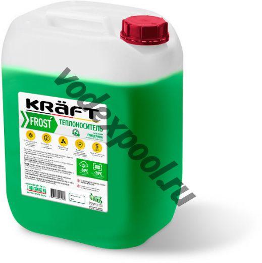 Теплоноситель KRAFT BIO FROST 20 кг