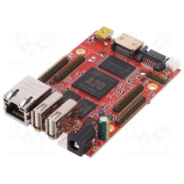 Одноплатный компьютер A20-OLinuXIno-LIME2-n8G