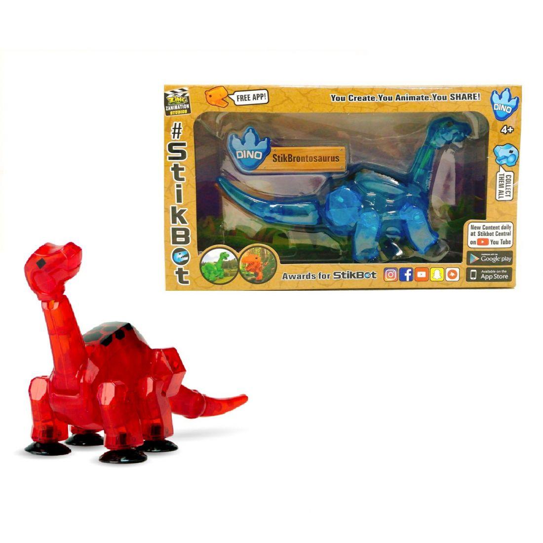 Стикбот Динозавр