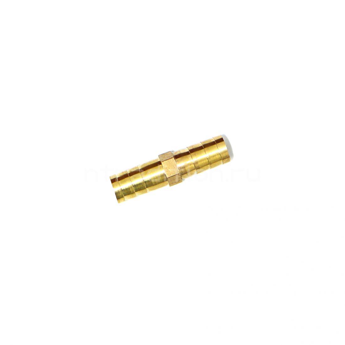 Штуцер-соединитель прямой, 10-10 мм