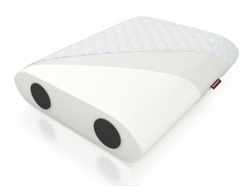 Анатомическая подушка Brener Alveo с эффектом памяти