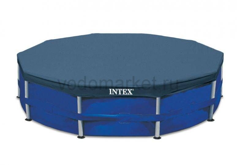 Тент для каркасных бассейнов Intex 366 см (28031)