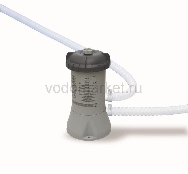 Фильтр-насос для бассейна Intex, картриджный 2006 л/ч (28604)