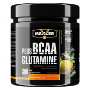BCAA+Glutamine от Maxler 300 гр