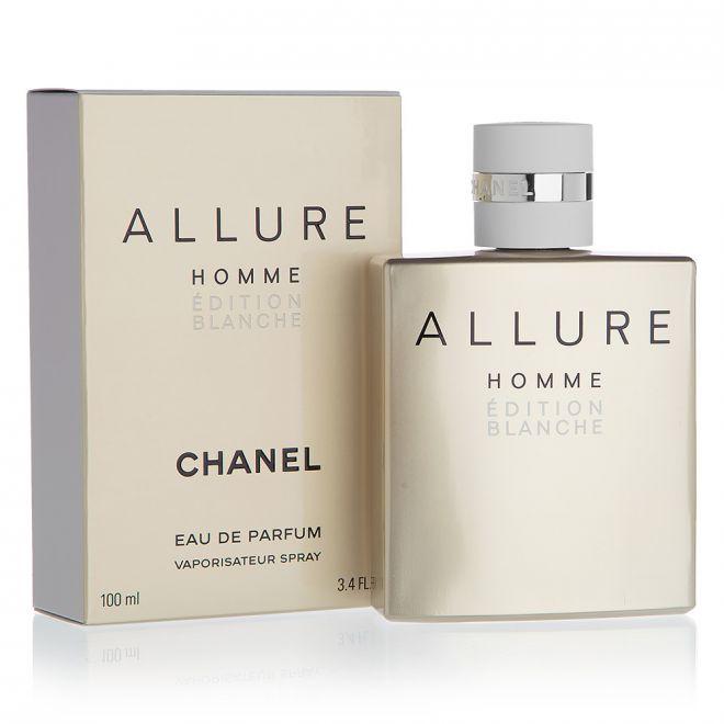 Chanel  Allure EDITION BLANCHE men