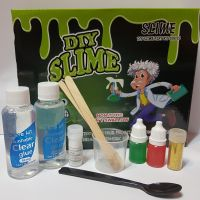 Набор Make your own SLIME