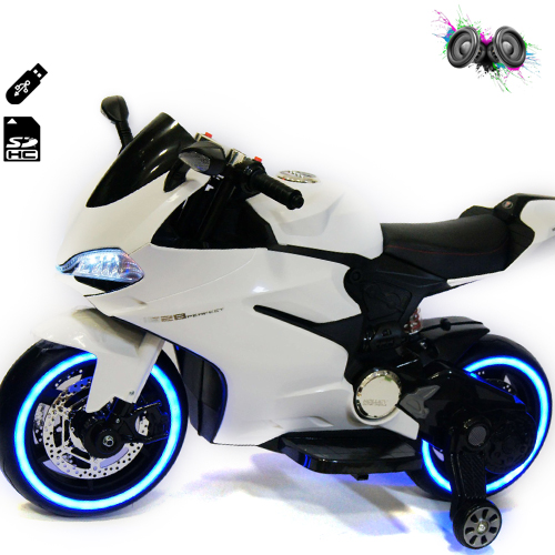 Электромотоцикл Ducati Moto A001AA