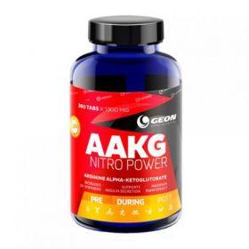 AAKG Nitro Power от G.E.O.N. 120 таблеток