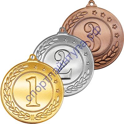 Комплект медалей Камчуга 3 медали 3443-071