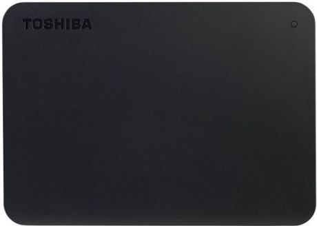 "Внешний HDD Toshiba 1 TB Canvio Basics чёрный, 2.5"", USB 3.0"