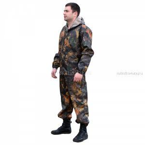 Костюм рыбака Prival куртка/брюки, ткань Oxford /лес (Артикул: OPR006-02)