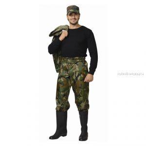 Костюм рыбака Prival куртка/брюки, ткань Oxford /кукла (Артикул: OPR006-03)