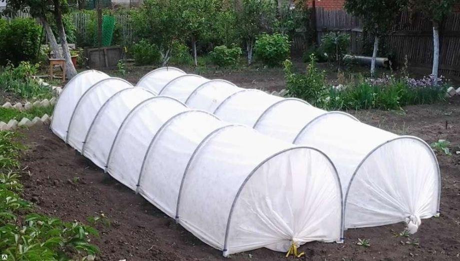 Парник Подснежник (Плотность спанбонда  42г/м²)