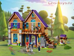 Конструктор Lepin Girls Club Дом Мии 01081(Аналог LEGO Friends 41369) 801 дет