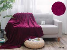 Плед велсофт Royal  plush 1.5-спальный 150*200  Арт.150/018-RP