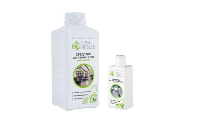 Средство Clean Home 1л д/уборки дома Универсальное промо