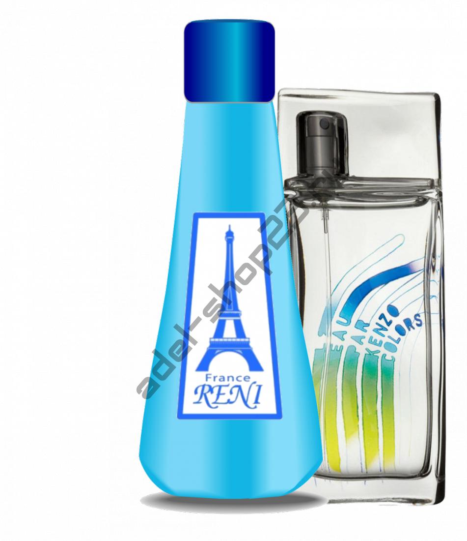 RENI 207 - Аромат направления L eau Par Kenzo Colors Pour Homme (Kenzo)