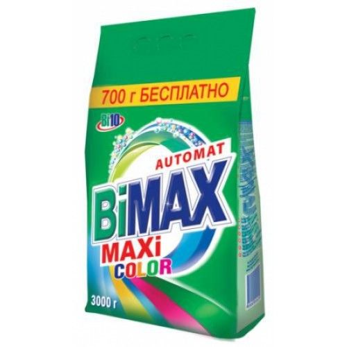 Стир. порошок BiMax 3кг автомат Color фн