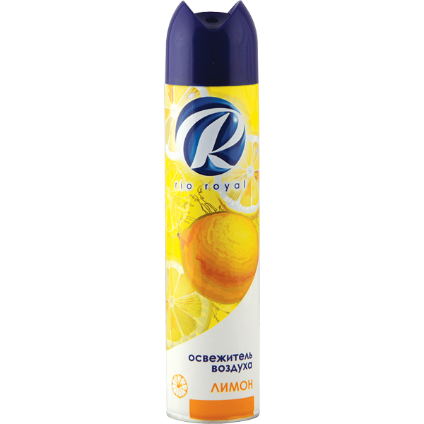 Освежитель воздуха Рио 300мл Лимон